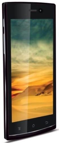 iBall Andi 4.5p IPS Glitter (Special Wine & Chrome, 4 GB)(1 GB RAM)