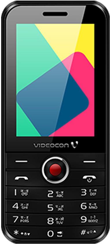 Videocon V1573(Black)