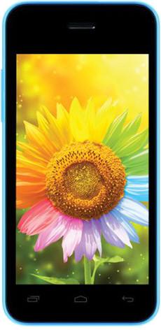 Spice Flo Rainbow M-6111 (Blue)(512 MB RAM)