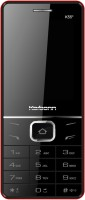Karbonn K55 Star(Red & Black)
