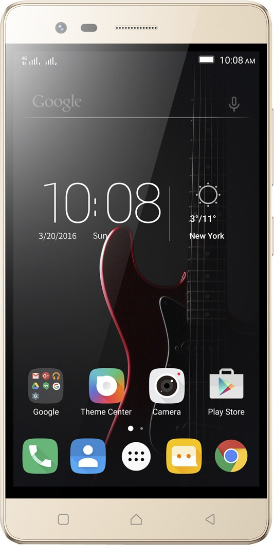 Lenovo Vibe K5 Note (Gold, 32 GB)(4 GB RAM)