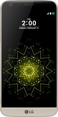 LG G5 (Gold, 32 GB)(4 GB RAM) at flipkart