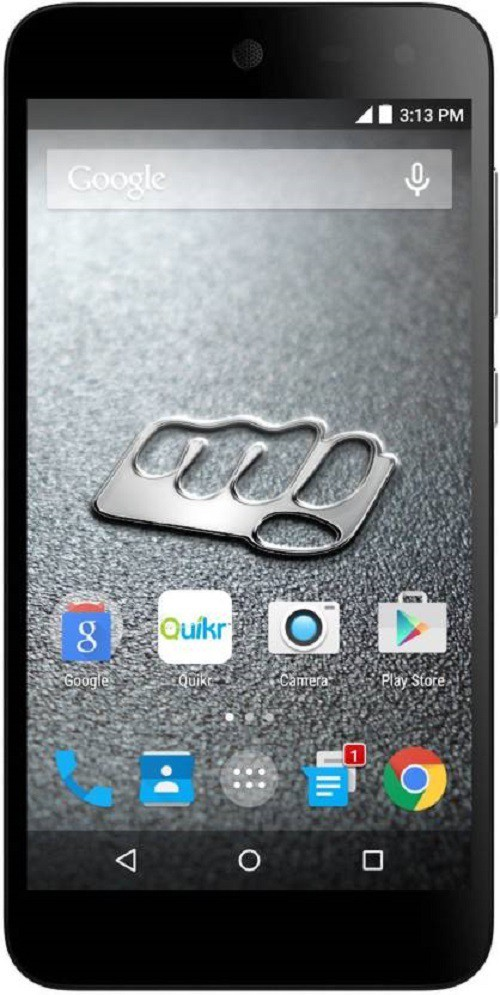 Micromax Canvas Nitro 4G (2GB RAM, 16GB)