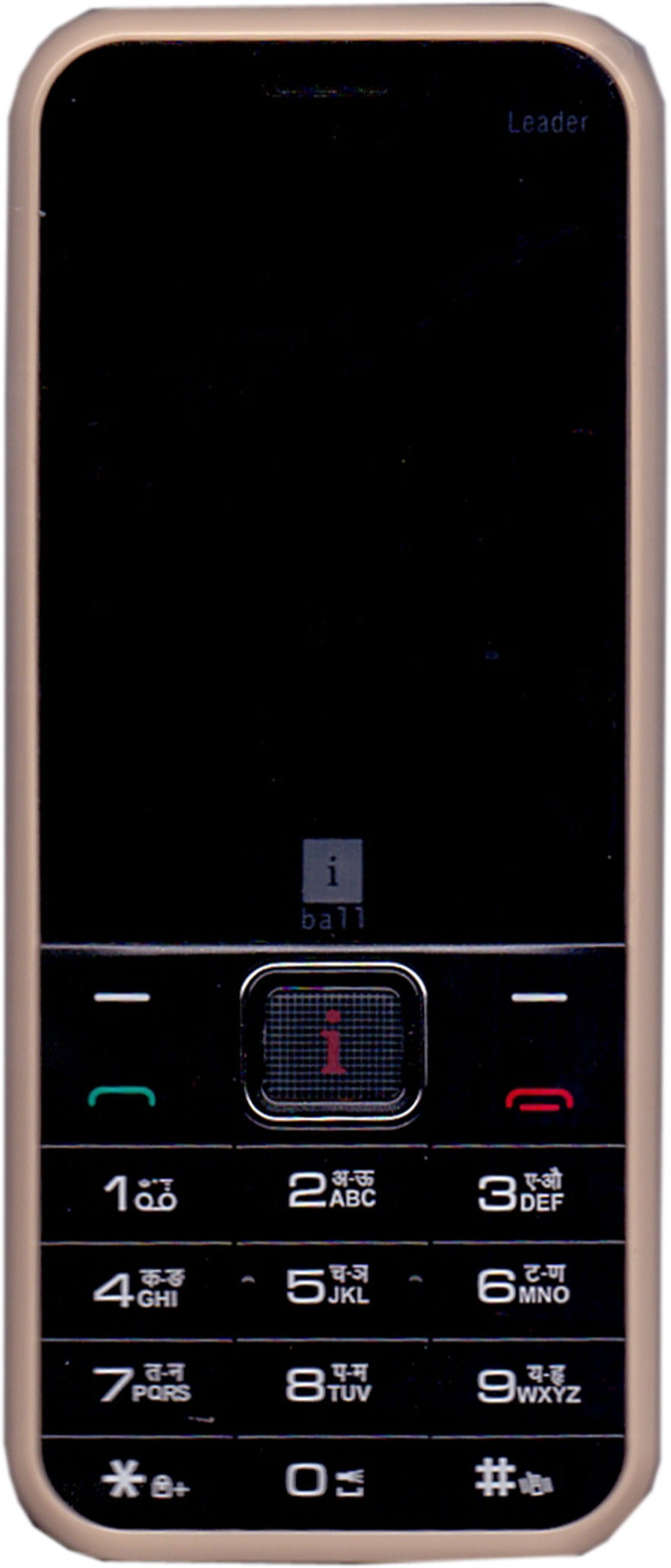 iBall Leader 2.8H(Gold)