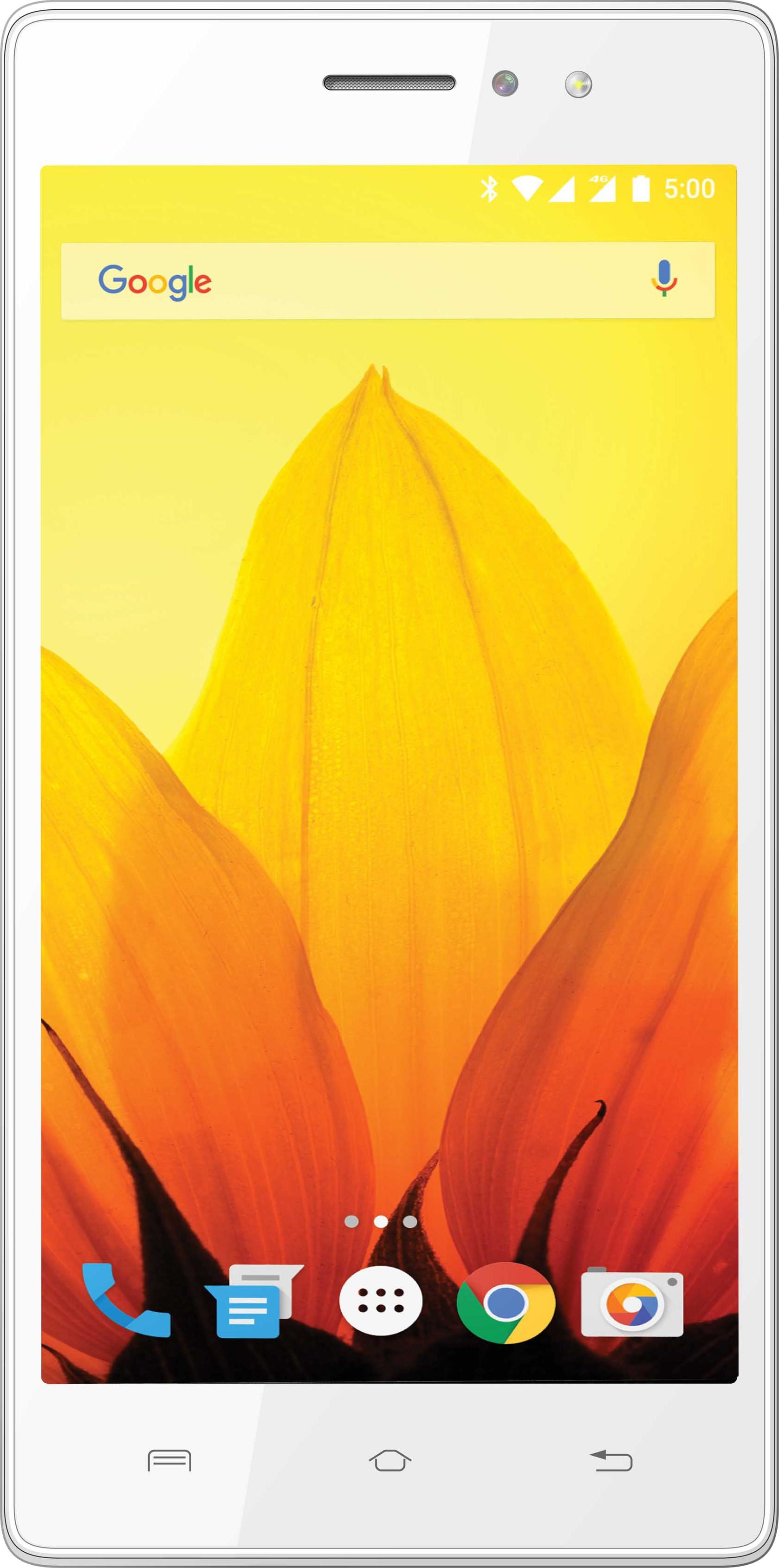 Lava A88 (White, 4 GB)(512 MB RAM)