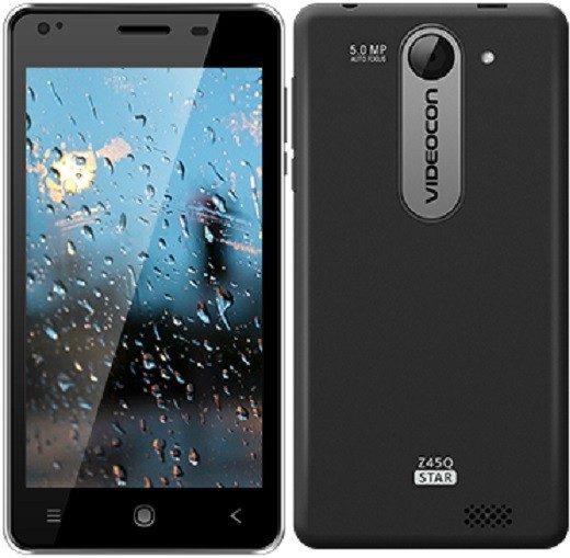 Videocon Z45q Star (1GB RAM, 8GB)