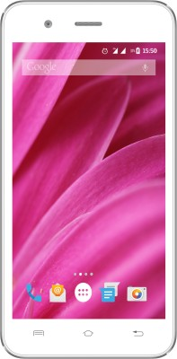 Lava Iris Atom 2X (White, 8 GB)(1 GB RAM)