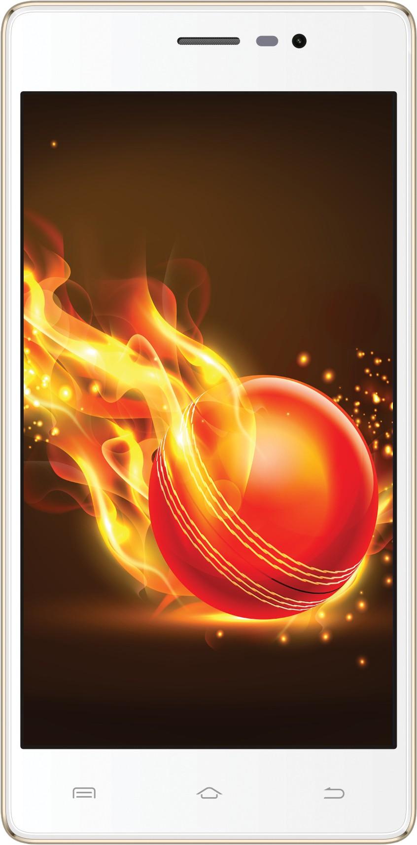 Intex Aqua Lions 3G (Champagne, 8 GB)(1 GB RAM)