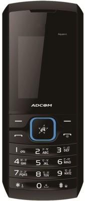 Adcom Aqua 111(Black, Blue)