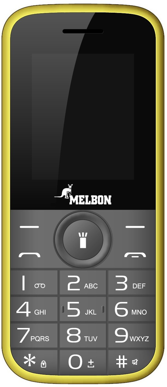 Melbon Dude-44(Yellow)