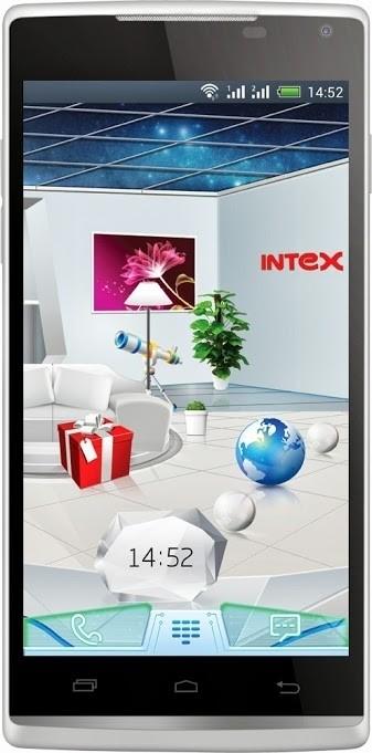 Intex Aqua HD (1GB RAM, 4GB)