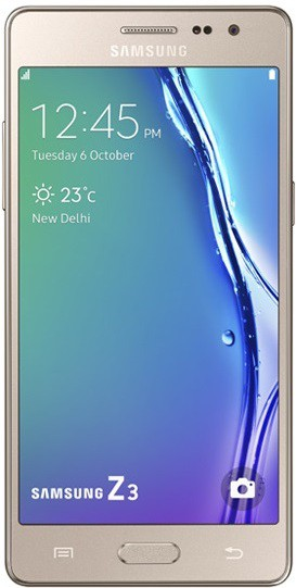 Samsung Tizen Z3 (1GB RAM, 8GB)