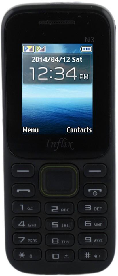 Inflix N3(Black)