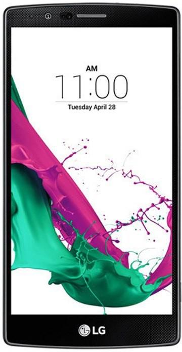 LG G4 (GENUINE LEATHER BLACK, 32 GB)(3 GB RAM)