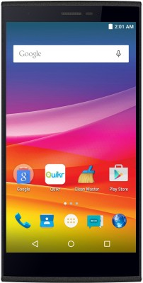 Micromax Canvas Play 4G Q469 Dual Sim - Moon Dust (Grey, 16 GB)(2 GB RAM) at flipkart