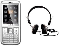 Mobell MOBELL M330 with Envent Headphone(Black)