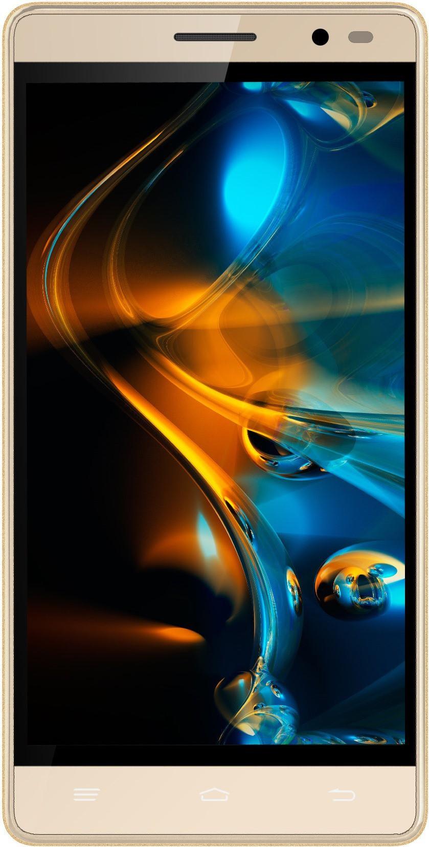 Intex Aqua Power HD (Champagne, 16 GB)(2 GB RAM)