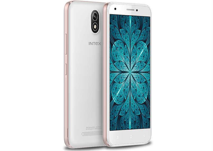 Intex Aqua Strong 5.1 (White, 8 GB)(1 GB RAM)