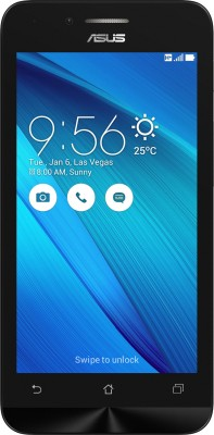 Asus Zenfone Go 4.5 (Blue, 8 GB)(1 GB RAM)