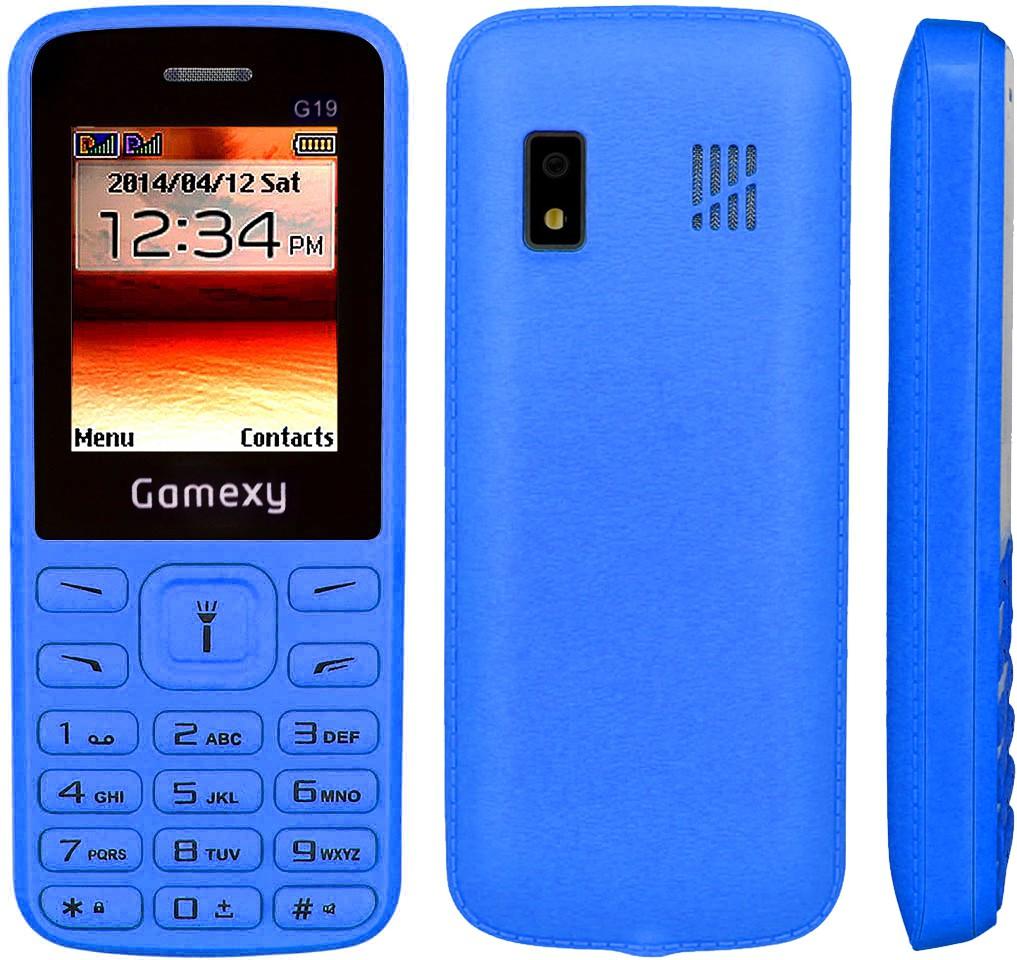 Gamexy G19(Blue)