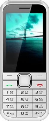 Videocon v1555N(White, Silver)