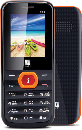 iBall King 1.8D(Black)