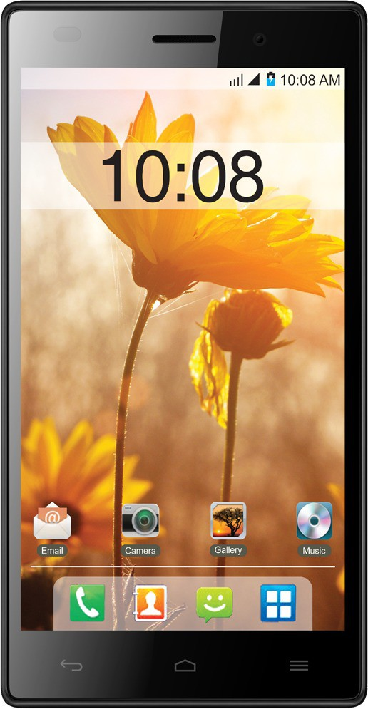 Intex Cloud Power Plus (Black, 16 GB)(2 GB RAM)