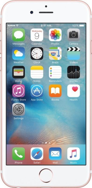 Apple iPhone 6s (Rose Gold, 32 GB)(2 GB RAM)