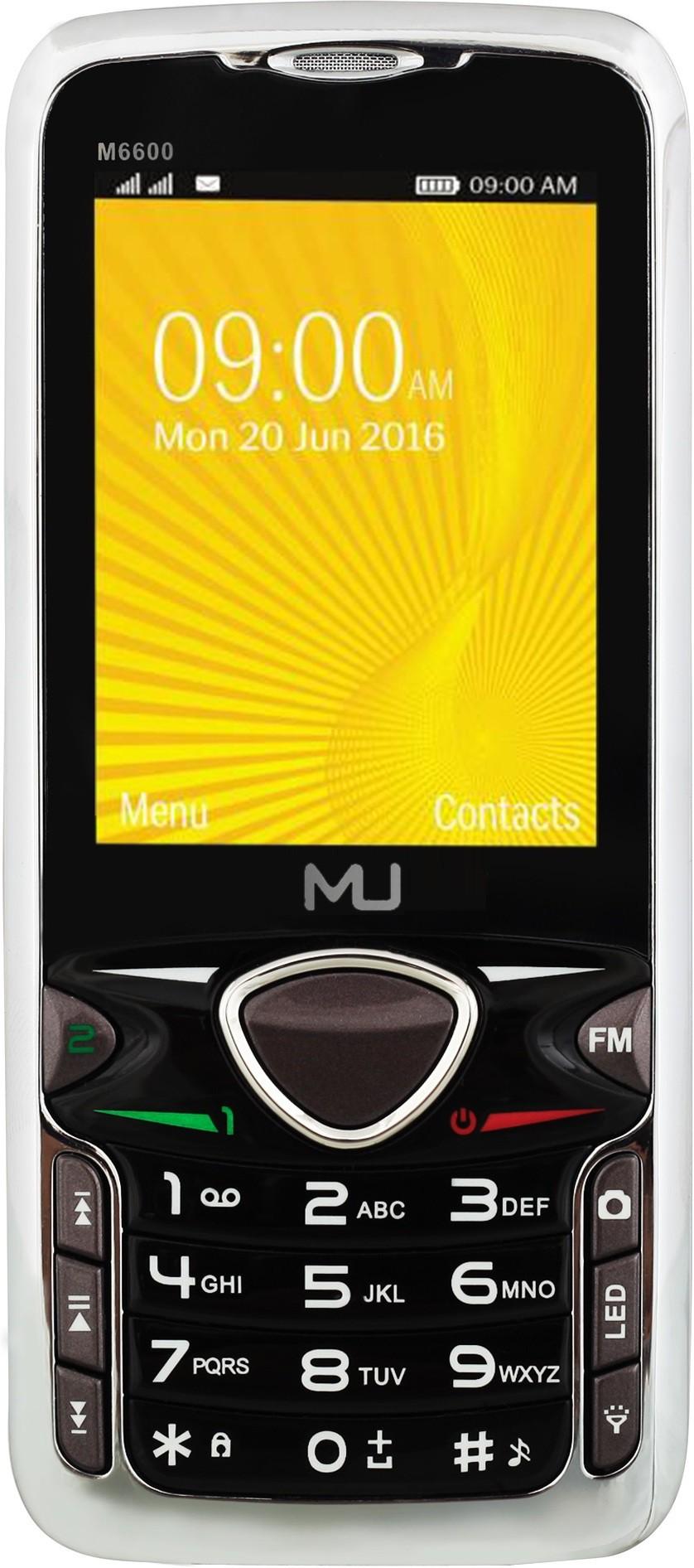 MU M-6600(Black & coffee)