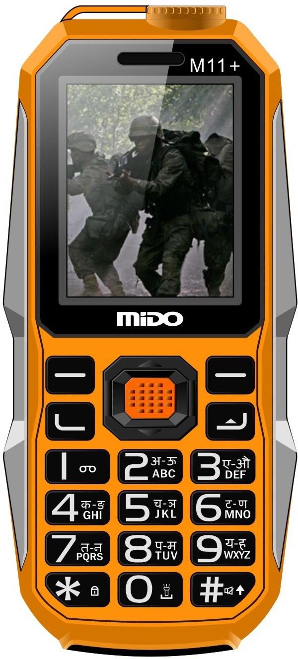 Mido M11+(Orange)