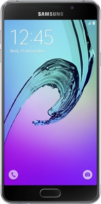 SAMSUNG Galaxy A7 2016 Edition (Black, 16 GB)