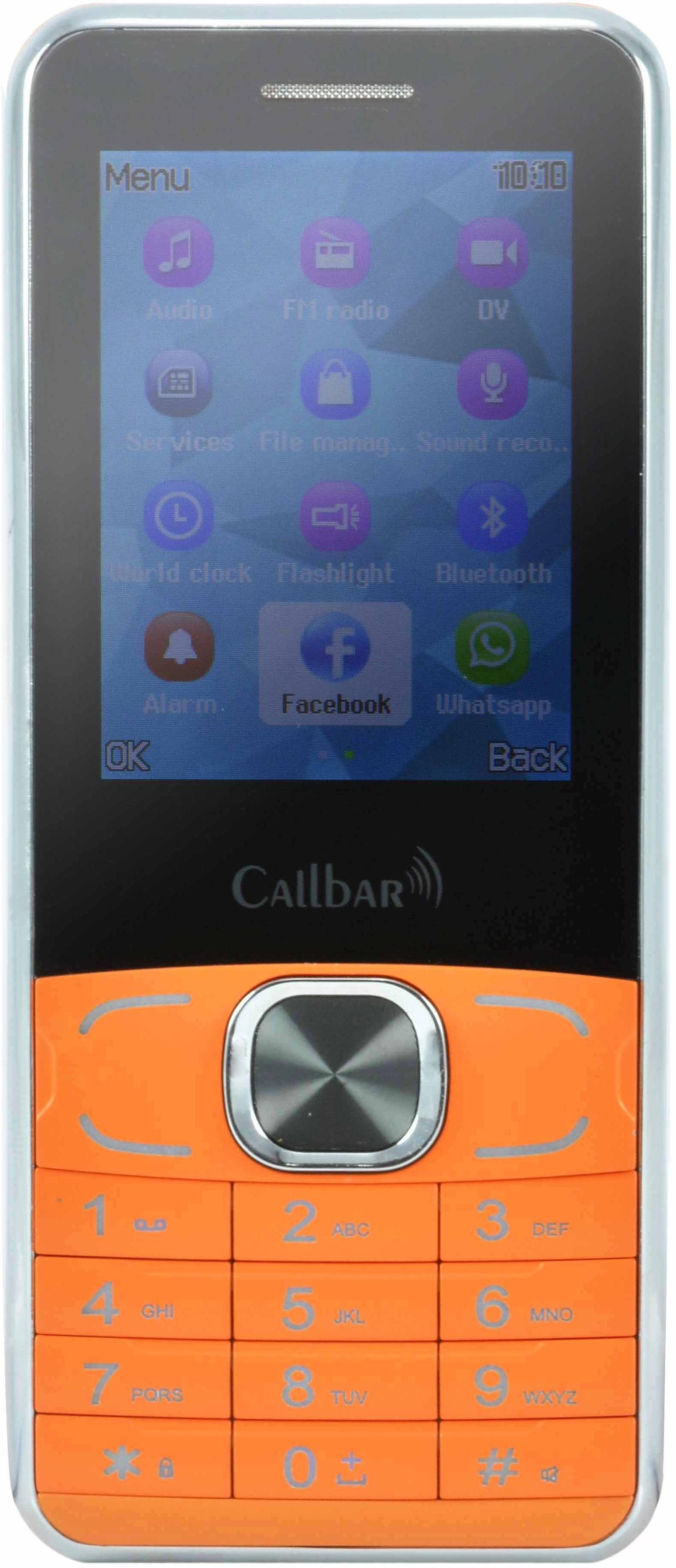 Callbar CALLBAR P80 Orange(Orange)