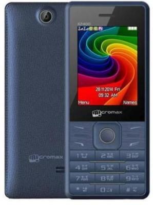 Micromax X2400 (Blue, 40 MB)