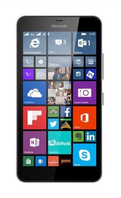 Microsoft Lumia 640 XL (White, 8 GB)