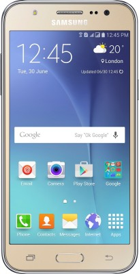 SAMSUNG Galaxy J5 (Gold, 8 GB) Gold
