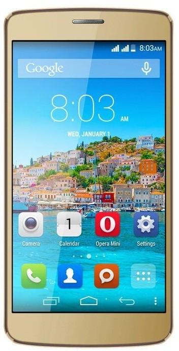 Intex Aqua Star II (Champagne, 16 GB)(2 GB RAM)