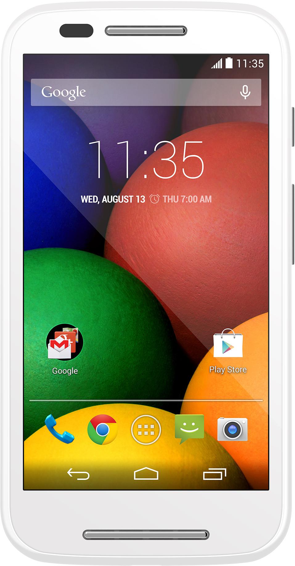 Motorola Moto E 1st Gen (1GB RAM, 4GB)