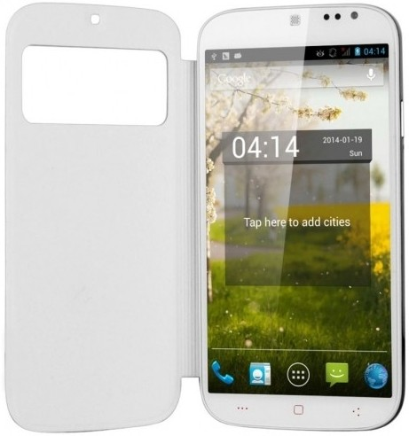 Domo nTice Quad 1 - Ghost (White, 4 GB)(1 GB RAM)