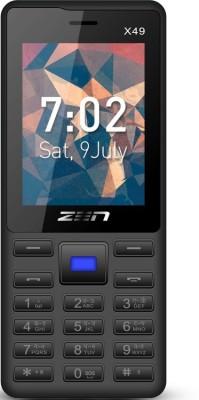 Zen X49(Black & Blue)