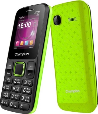 Champion X2 Sleek Plus (Green, 32 MB)