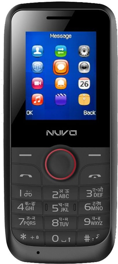Nuvo ONE-ECHO (With all Accessories)(Black)