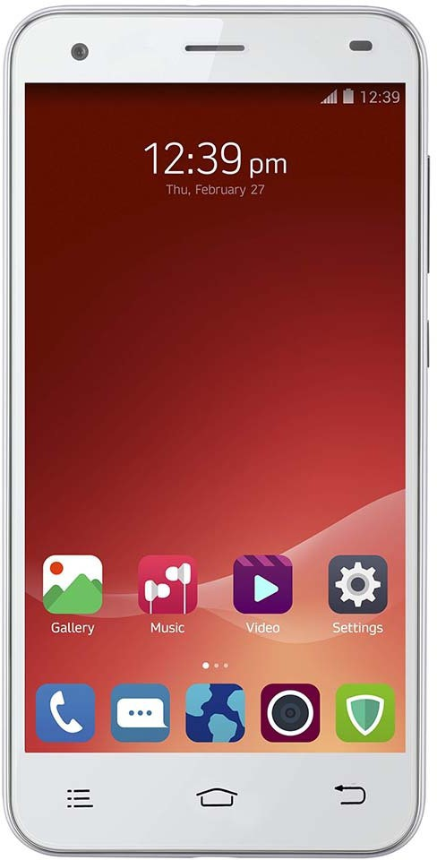 Colors Elite (White, 16 GB)(2 GB RAM)