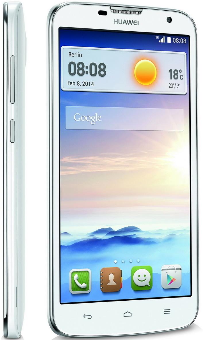 Huawei AscendG730 (White, 4 GB)(1 GB RAM)