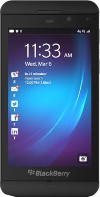BlackBerry Z10 (Charcoal Black, 16 GB)