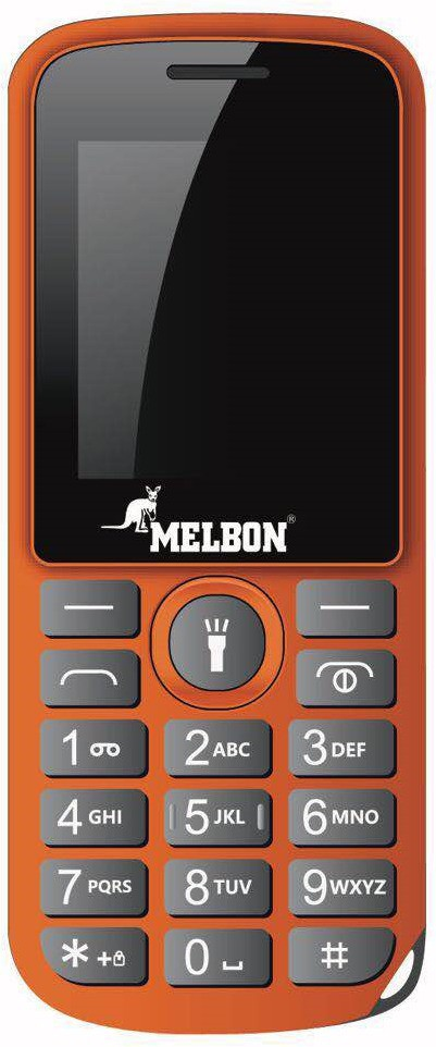 Melbon Dude-22(Orange)