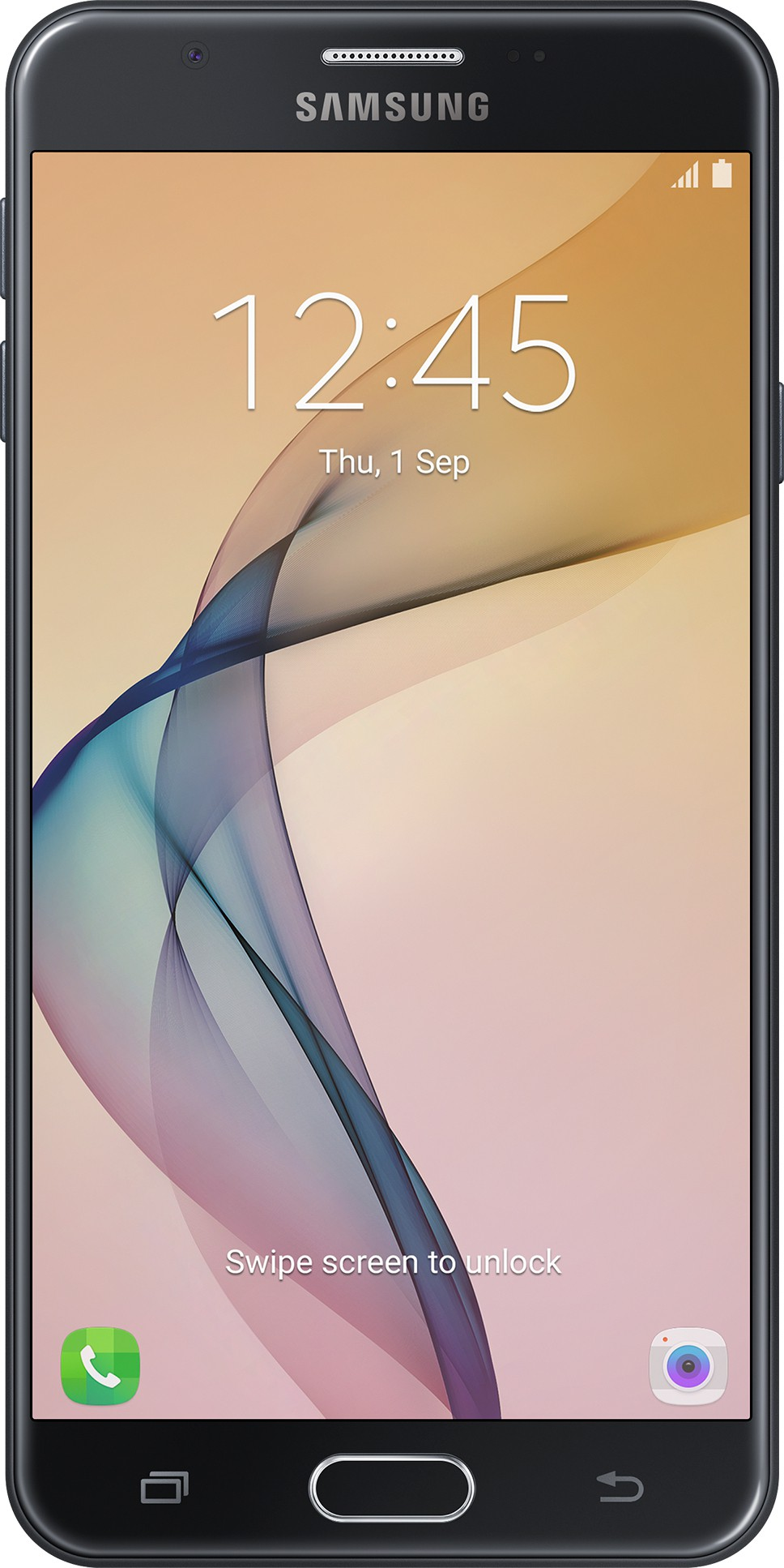 Samsung Galaxy J5 Prime (Black, 16 GB)(2 GB RAM) image