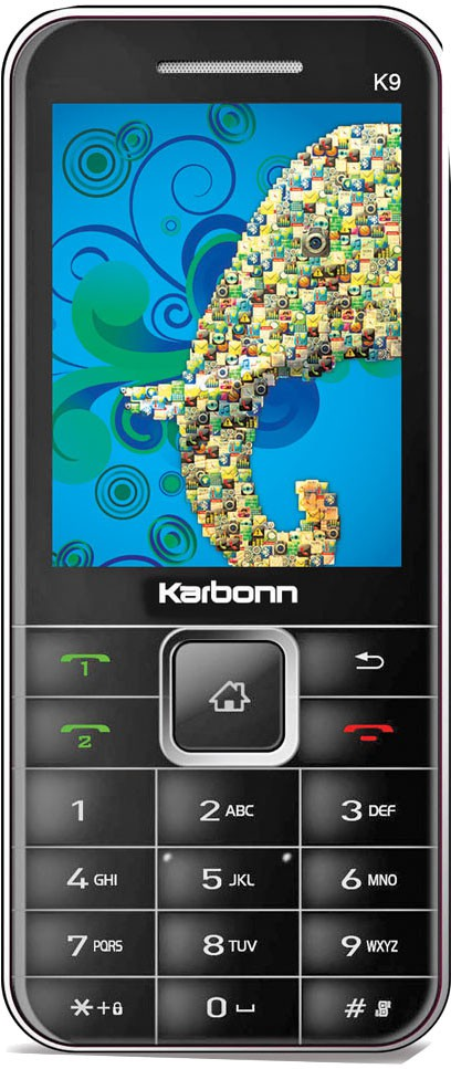Karbonn K9(Black)