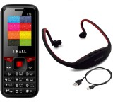 I Kall K16 with MP3/FM Player Neckband (...
