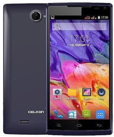 Celkon Campus A518 (512MB RAM, 4GB)