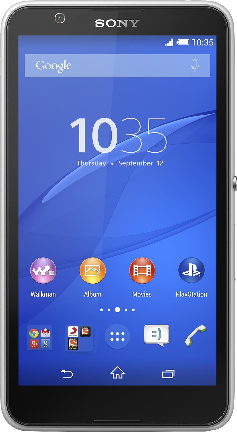 Sony Xperia E4 (1GB RAM, 8GB)